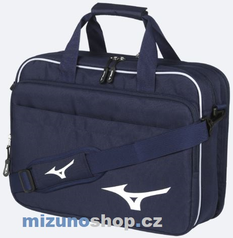 Mizuno 33EY7W9414 Coach Bag/Navy/White