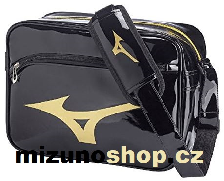 Mizuno Judo RB Enamel bag M Black/gold
