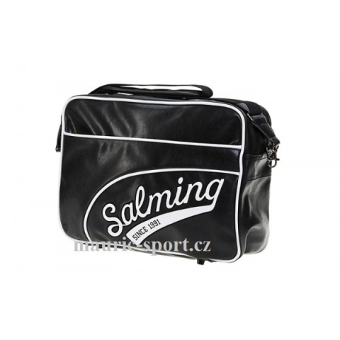 SALMING taška Messenger Stig Black 35L