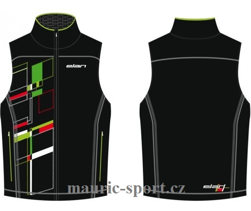 Elan Vesta E008611 NEW RACING SOFTSHELL pánská