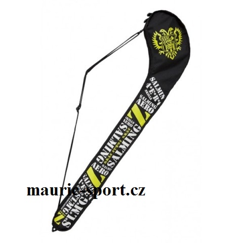 SALMING Tour Stickbag Z JR, Lime/Black