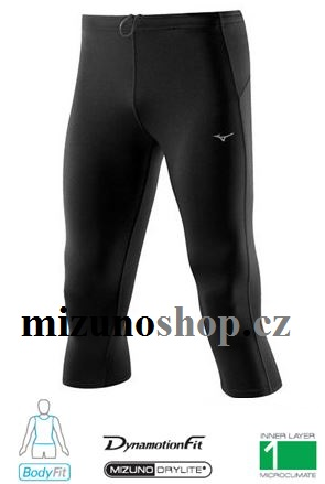 Mizuno J2GB504209 DryLite Core 3/4 Tights