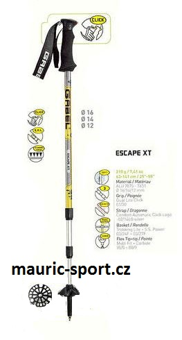 Gabel T Escape XT  70074512