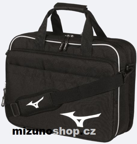 Mizuno 33EY7W9409 Coach Bag/Black/White