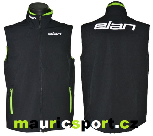 ELAN RACING SOFTSHELL VEST