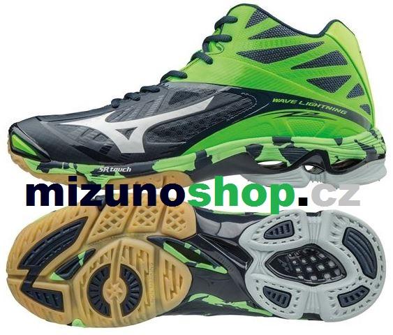 Mizuno V1GA160506 Wave Lightning Z2 Mid ZDARMA DOPRAVA 858c59ddc5