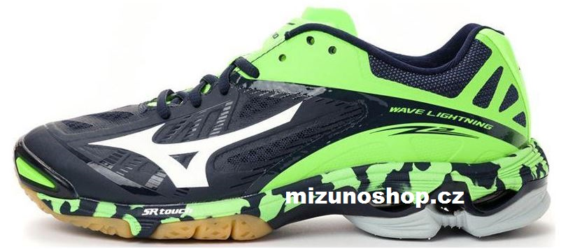 Mizuno V1GA160006 Wave Lightning Z2. Superlehký model pro ... 27bbb6d640