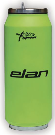 Elan THERMO BOTTLE XCOOL ELAN green