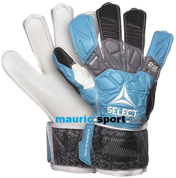 Select brankářské rukavice GK gloves 22 Flexi Grip Flat cut