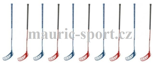Salming CAMPUS 34 SET 85 5ks blue + 5ks red ZDARMA DOPRAVA