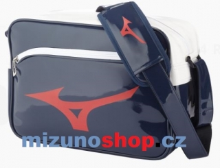 Mizuno Judo RB Enamel bag M Navy/Red
