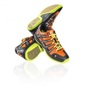 SALMING RACE R1 ORANGE/YELLOW 13FW_RR1OY