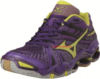 Mizuno indoor Wave Tornado 7 09KV28068 UK 13
