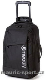 Meatfly Revel Trolley Bag A 40L - Black
