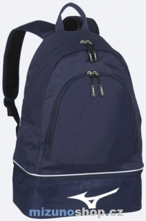 Mizuno 33EY7W9314 Back Pack/Navy/White