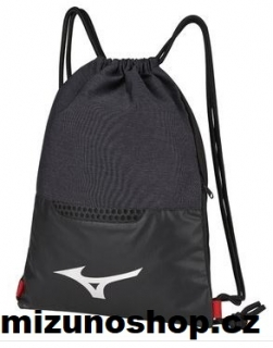 Mizuno 33GD800805 STYLE DRAW BAG/GREY