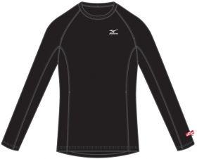 Mizuno Middleweight Long Sleeve H/Z Shirt 73CL05109