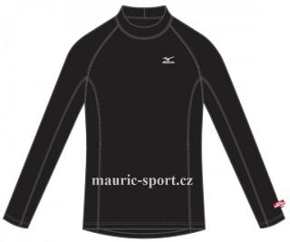 MIZUNO Middle Weight Long Sleeve High Neck Shirt 73CL05209